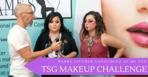 Emcee for The Skin Games 2019 Make Up Challenge