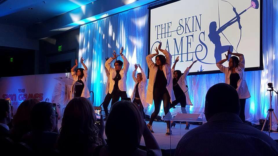 The Skin Games 2016 Live Show