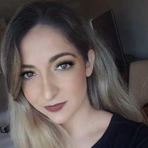Allie Libretto - International Makeup Competition Winner