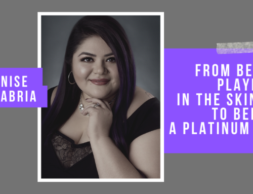 From Being a Player in The Skin Games to being a Platinum Sponsor – Denise Sanabria