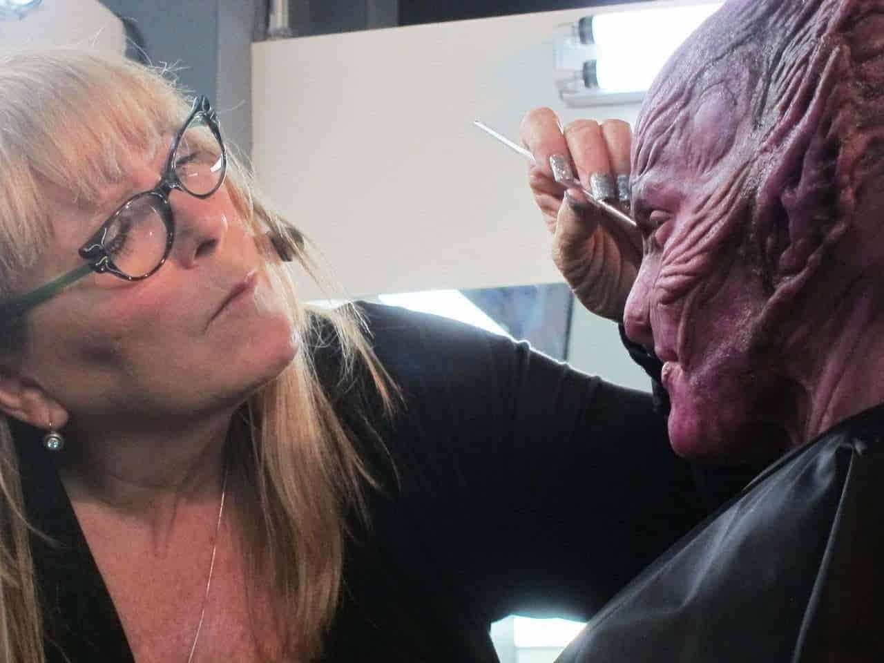 Ve Neill - Oscar winning Makeup Artist