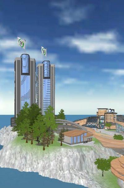EWC Towers